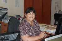 Marie-Jeanne REY, Secrétaire de Mairie
