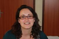 Vanessa Bonzom, employée territoriale avec contrat avenir